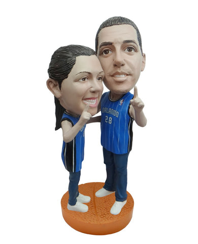 Orlando Magic Number One Couple Standard Base