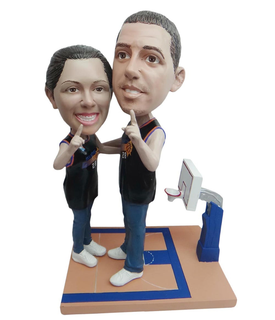 Phoenix Suns Number One Couple