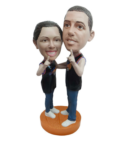 Phoenix Suns Number One Couple Standard Base