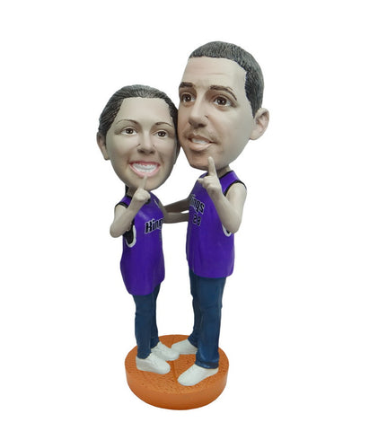 Sacramento Kings Number One Couple Standard Base