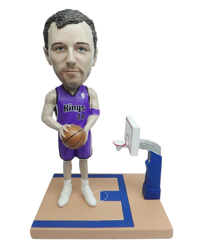 Sacramento Kings Set Shot