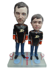 Anaheim Ducks Male and Female Fans