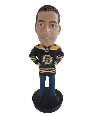 Boston Bruins Male Fan Standard Base