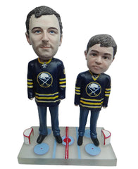 Buffalo Sabres Father and Son Fans