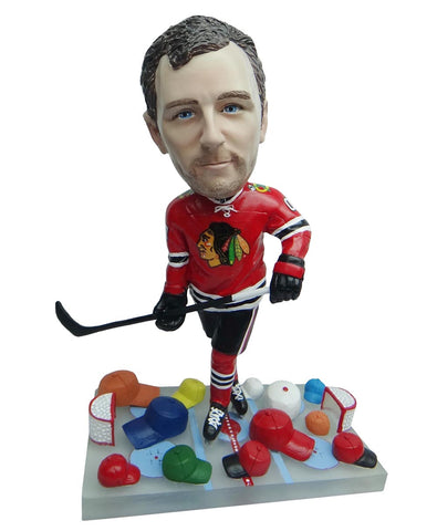 Chicago Blackhawks Hat Trick
