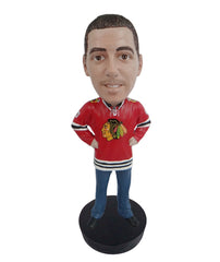 Chicago Blackhawks Male Fan Standard Base