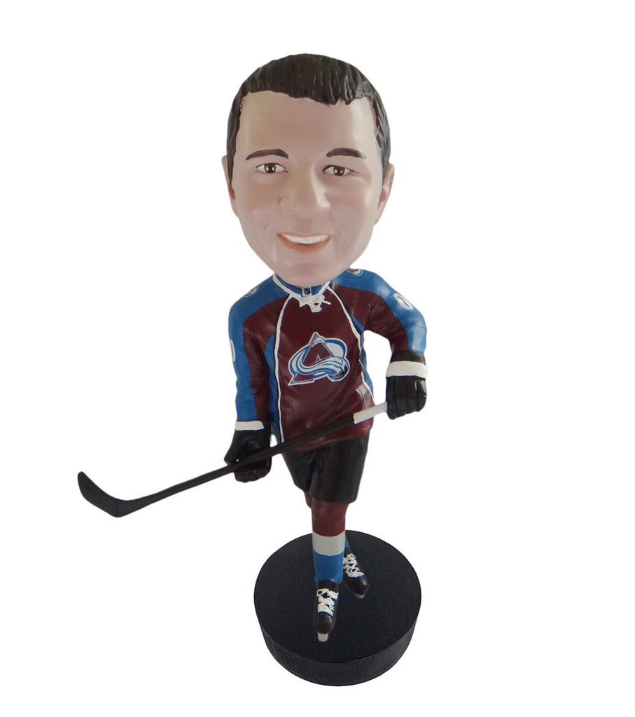 Colorado Avalanche Right Handed Forward 1 Standard Base
