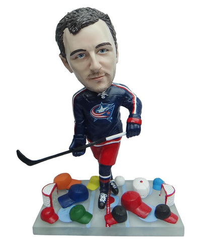 Columbus Blue Jackets Hat Trick