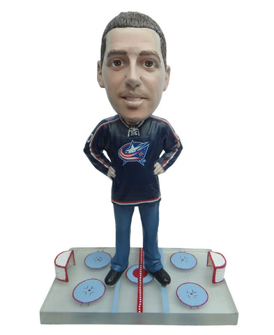 Columbus Blue Jackets Male Fan
