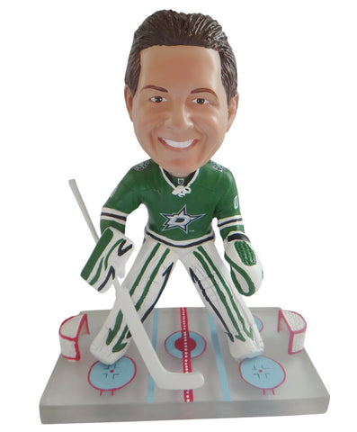 Dallas Stars Goalie