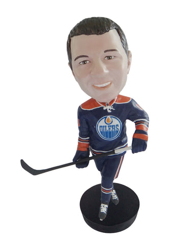 Edmonton Oilers Right Handed Forward 1 Standard Base