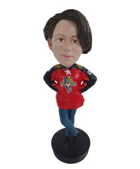 Florida Panthers Female Fan Standard Base