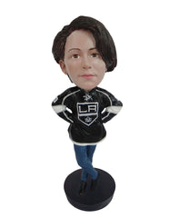 Los Angeles Kings Female Fan Standard Base