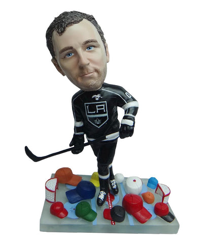 Los Angeles Kings Hat Trick