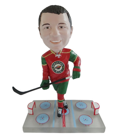 Minnesota Wild Right Handed Forward 1