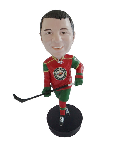 Minnesota Wild Right Handed Forward 1 Standard Base