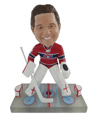 Montreal Canadiens Goalie