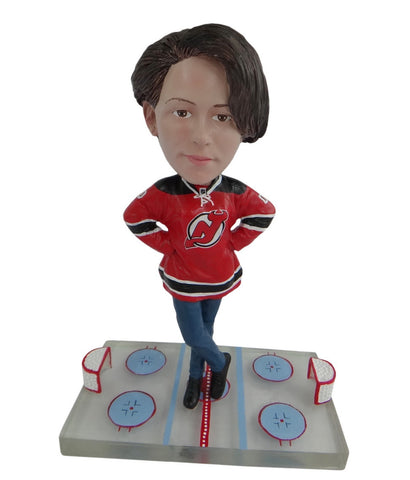 New Jersey Devils Female Fan