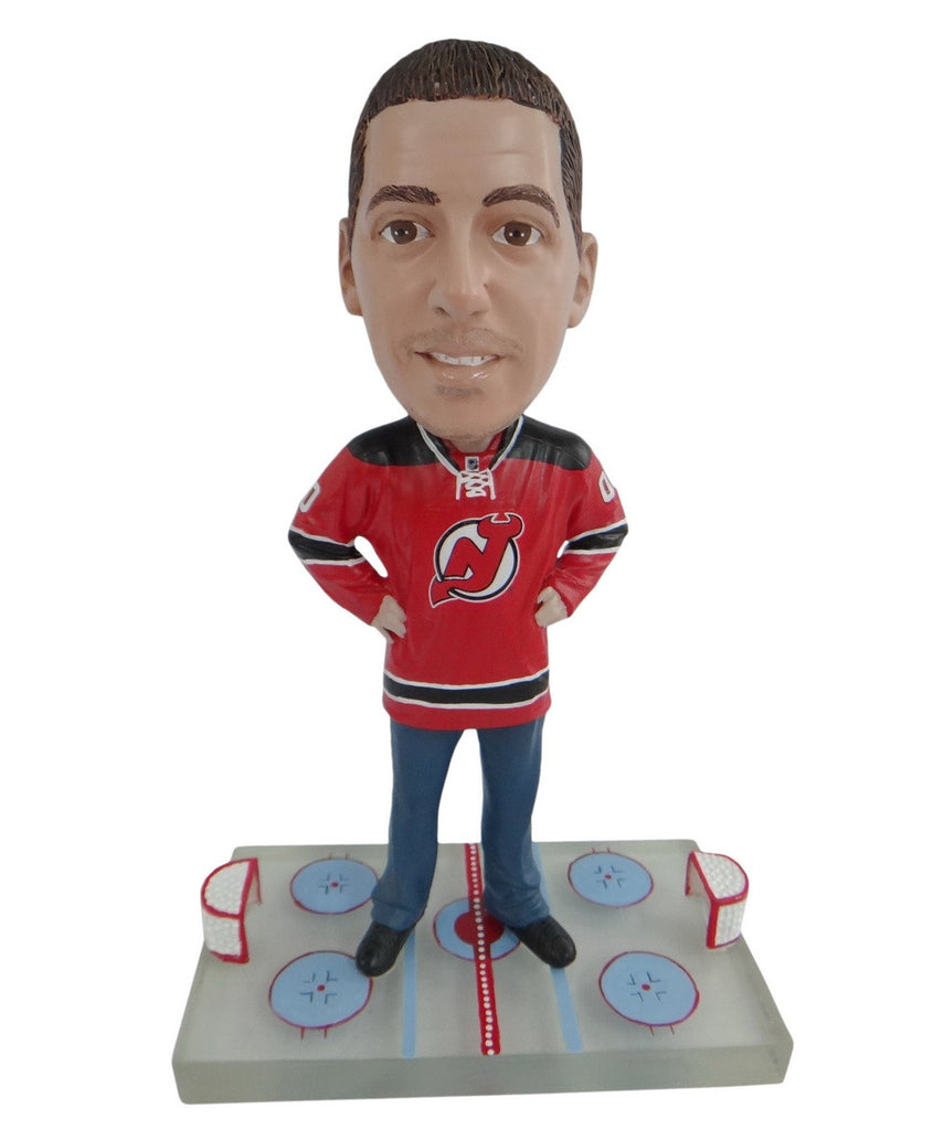 New Jersey Devils Male Fan