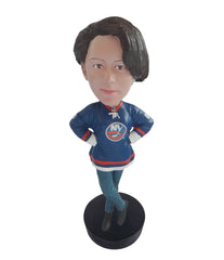 New York Islanders Female Fan Standard Base