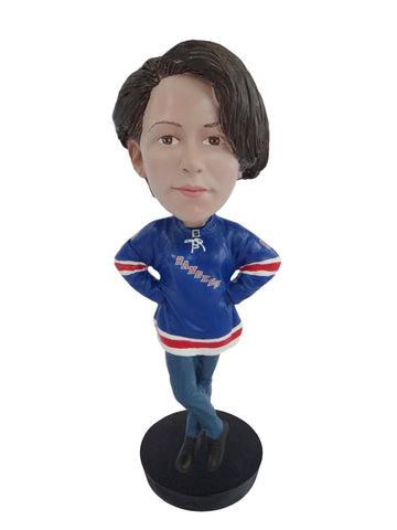New York Rangers Female Fan Standard Base