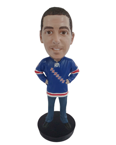 New York Rangers Male Fan Standard Base