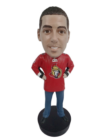 Ottawa Senators Male Fan Standard Base
