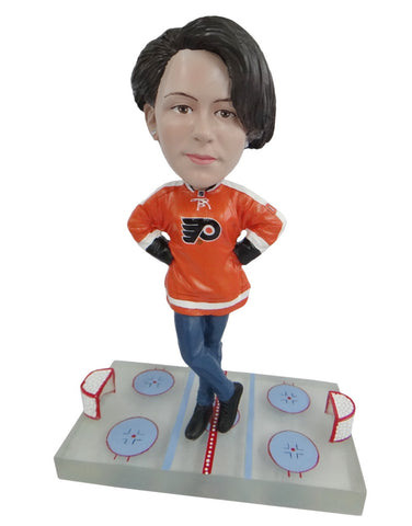 Philadelphia Flyers Female Fan