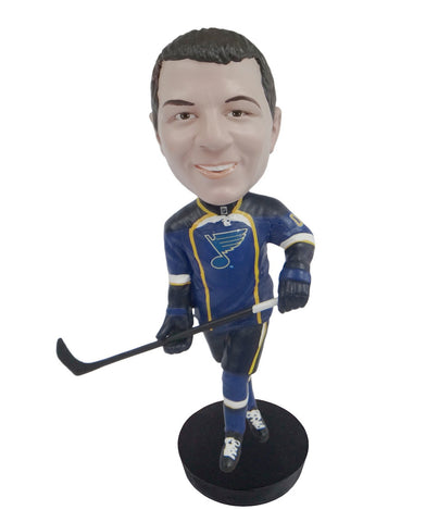 St Louis Blues Right Handed Forward 1 Standard Base