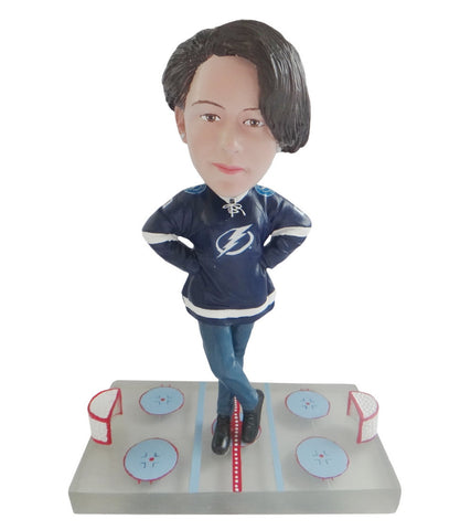 Tampa Bay Lightning Female Fan