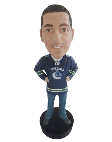 Vancouver Canucks Male Fan Standard Base