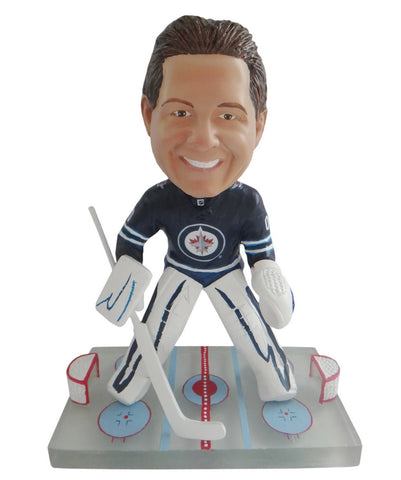 Winnipeg Jets Goalie