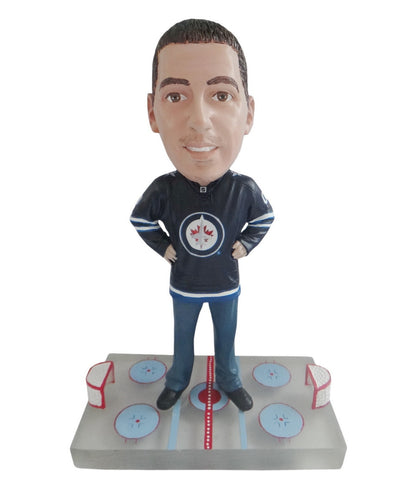 Winnipeg Jets Male Fan