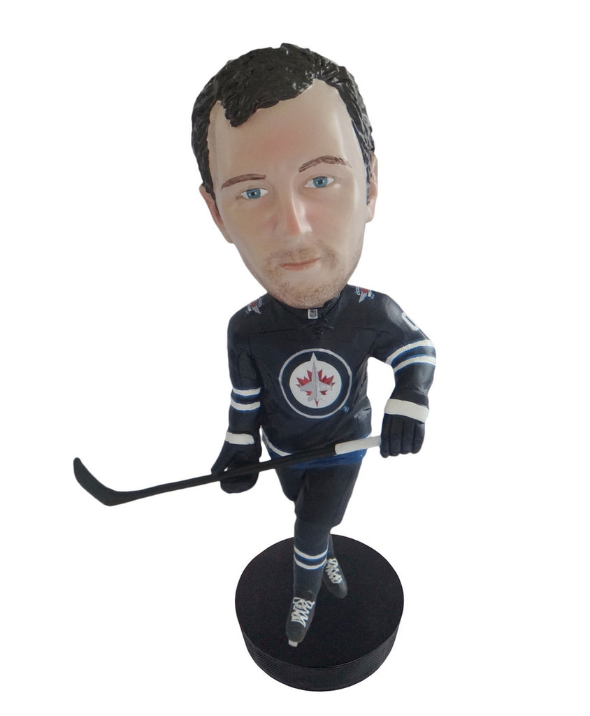 Winnipeg Jets Right Handed Forward 1 Standard Base