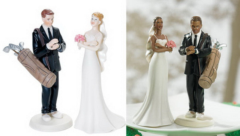 WEDDING CAKE TOPPER - C50