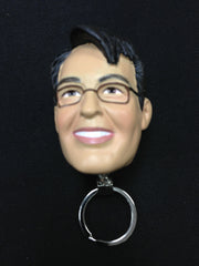 Custom Head On Key Chain