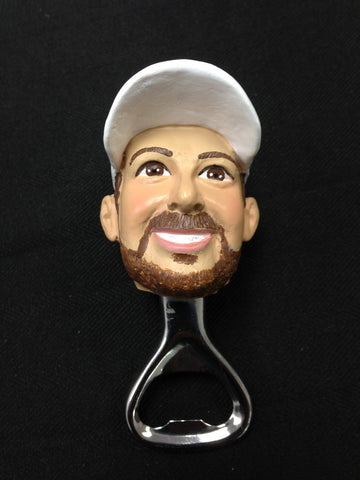 Custom Head On Bottle Opener