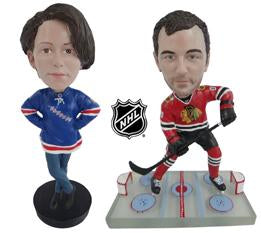 NHL ® Custom Bobbleheads