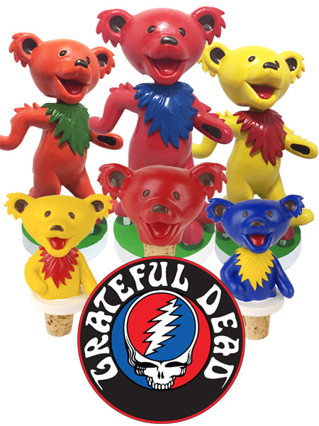 Grateful Dead Bobbleheads