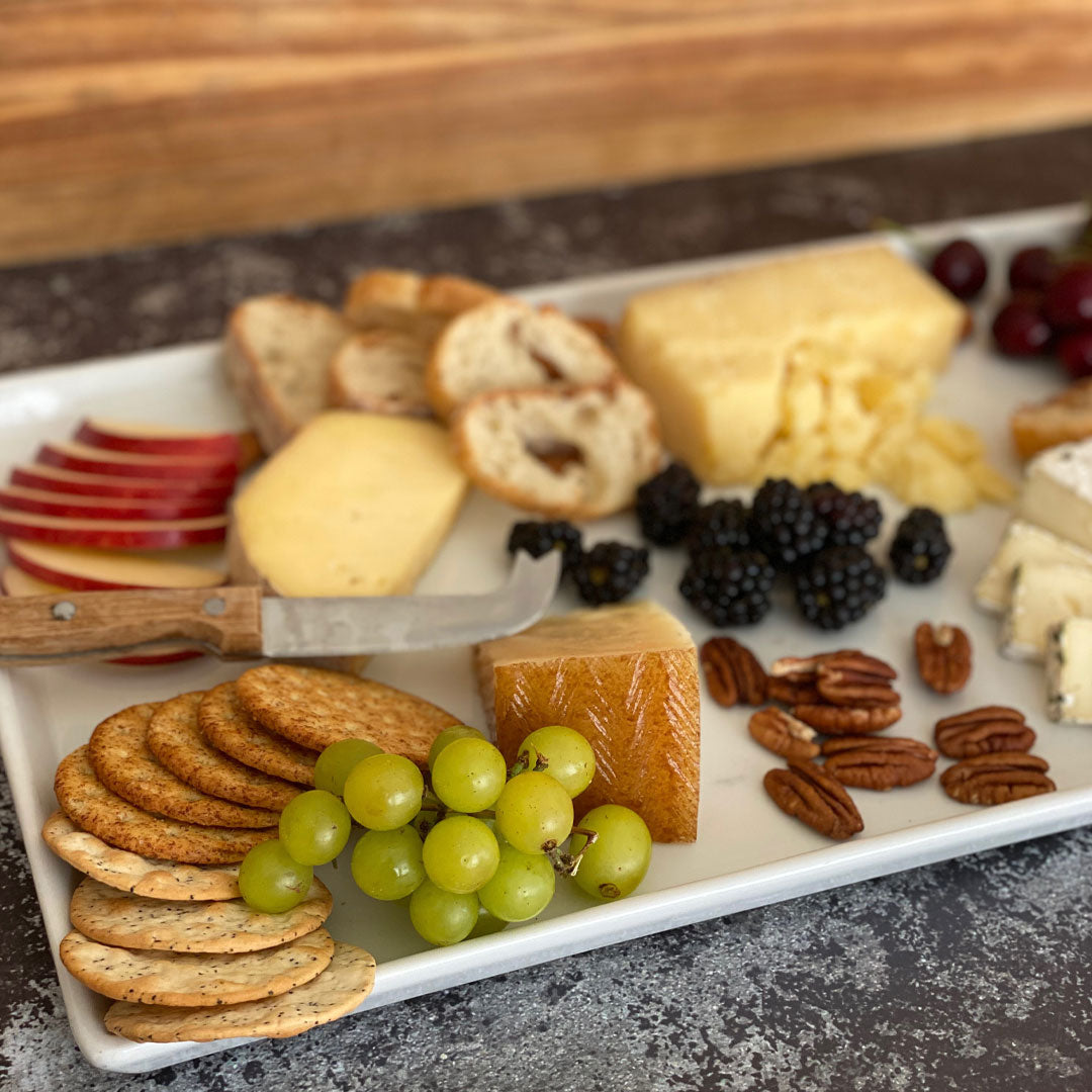 Gourmet Galley Cheese Plate