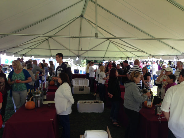 Harvest Food and Wine Festival<br/>Sept 16th - 17th