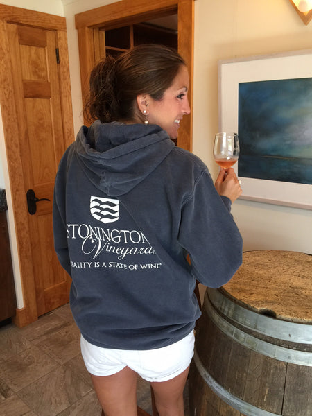 Stonington Vineyards Sweatshirts - Grey