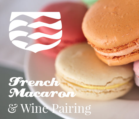 French Macaron and Wine Pairing 2020
