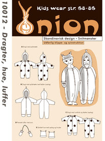 Onion 10012 - Dragter, hue, luffer