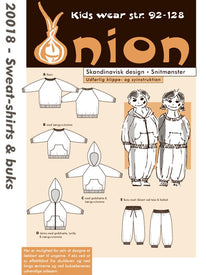 Onion 20018 - Sweat-shirt & buks