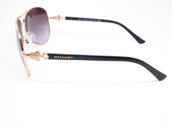 Bvlgari BV 6073B 376/8G Pink Gold Sunglasses - Eye Heart Shades - Bvlgari - Sunglasses - 5