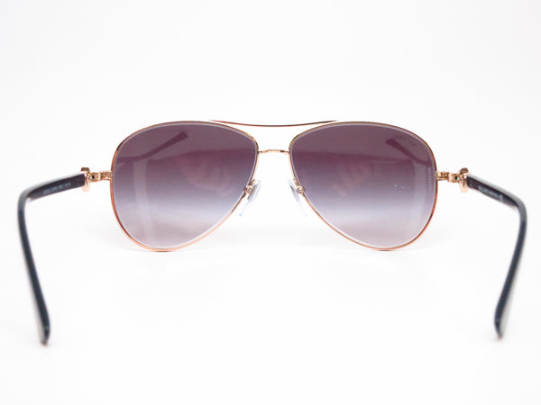 Bvlgari BV 6073B 376/8G Pink Gold Sunglasses - Eye Heart Shades - Bvlgari - Sunglasses - 7