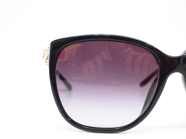 Bvlgari BV 8136B 501/8G Black Sunglasses - Eye Heart Shades - Bvlgari - Sunglasses - 4