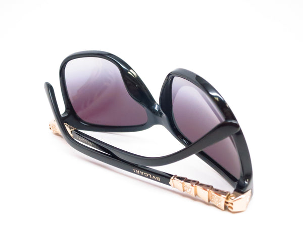 Bvlgari BV 8136B 501/8G Black Sunglasses