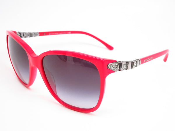 Bvlgari BV 8136B 5317/8G Fire Red Sunglasses - Eye Heart Shades - Bvlgari - Sunglasses - 1